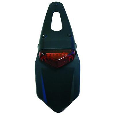 Cpr Tail Light Led With Spoiler Clear Lens