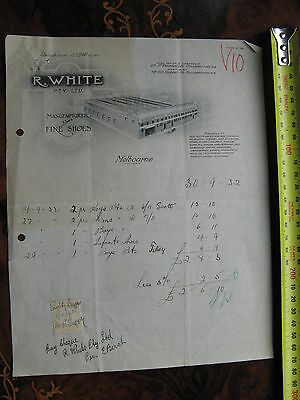 R H White Fine Shoes 78-90 Rupert St & 67 - 77  Cromwell St Collingwood