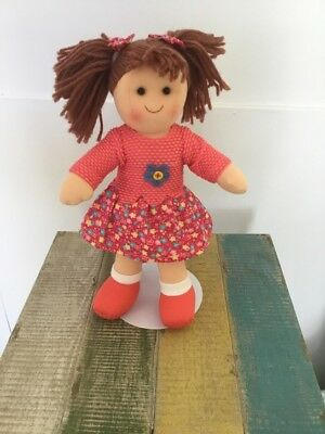 Hayley: Hopscotch Collectibles Rag Doll