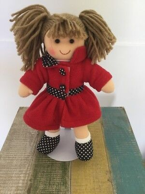 Pia: Hopscotch Collectibles Rag Doll