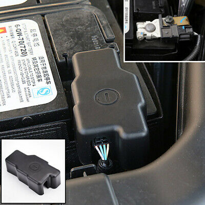 For Nissan Qashqai J11 Battery Negative Cable Terminal Clamp Protector Cover