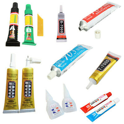 Industrial Fluid Glue Adhesive For Jewelry Nail Mobile Phone Frame Crystal