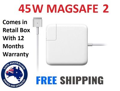 """45W,60W,85W AC Power Adapter Magsafe1 2 For Apple MacBook Pro & Air 13 15 17"""""""