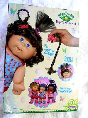 Cabbage Patch Doll. In Box Never Been Opened, Comes With Birth Certificate Etc..