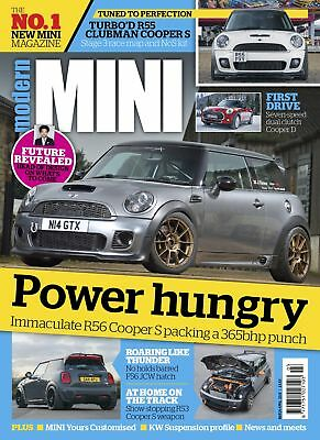 Modern MINI Magazine - March / April 2018 - R50 R53 R56 R60 - LATEST ISSUE