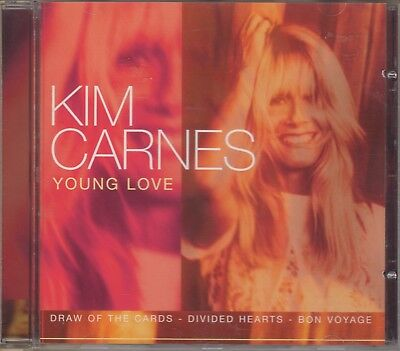 "Kim Carnes ""Young Love"" NEW CD -  14 Tracks - Posted From The UK Within 48 Hours"