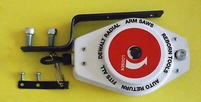 Auto Pull Back  For All Radial Arm Saws No Brake Needed  Special Offer Ends 26Th