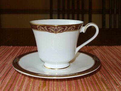 Royal Doulton Tennyson Cup and Saucer sets, 10 pairs