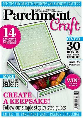 Parchment Craft Magazine - March 2018 issue