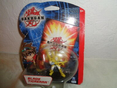 Bakugan Battle Brawlers Blade Tigrerra Figur + Metal Gate Card OVP NEU