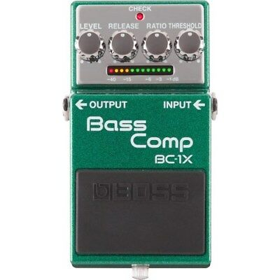 Boss BC-1X Bass Compressor | Neu