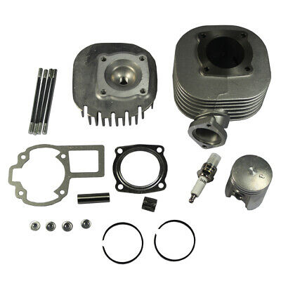 87-06 Suzuki LT80 LT 80 Power Top End Rebuild Kit Piston Gaskets Cylinder