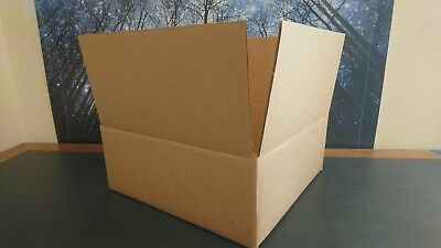Shipping Boxes 13x12x5 Many Sizes Available with Auto Bottom