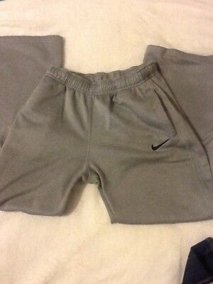 Nike sweat pants large - Youth