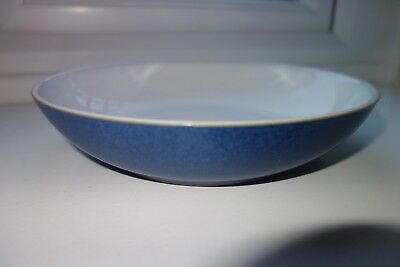 Denby Reflex White Pasta Bowl New/Unused - 1st Quality-BNWT.