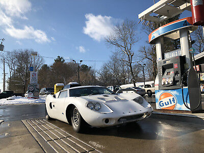 1970 Replica/Kit Makes Avenger GT 12 GT 40 Style FIBERFAB AVENGER GT 12 VW Kit Car GT 40 1970