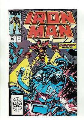 """Iron Man Vol. 1 - #245 