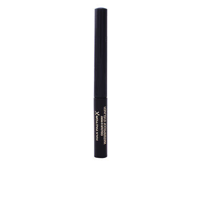 Maquillaje Max Factor mujer COLOUR X-PERT eye liner waterproof #01-deep black