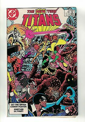 """The New Teen Titans Vol. 1 -#37 