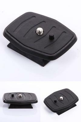 Tripod Quick Release Plate Screw Adapter Mount Head For All Slr Digital Camera