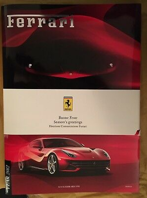 Ferrari Official Magazine Set Six Magazines Tofm 2010 2011 2012 2013 2015 2016