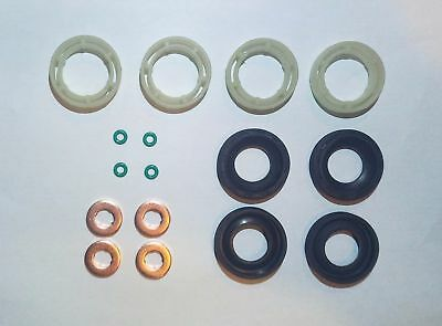 Peugeot Citroen 1.6 HDi Diesel Injector Seals Washers kit 198185 1982A0 198299