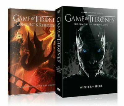 Game of Thrones Season 7 DVD ( 5 Discs)