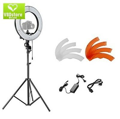 "Neewer® Photo/Video 14""/36cm Outer 36W 180 Pieces 5500K LED Ring Light Kit with"