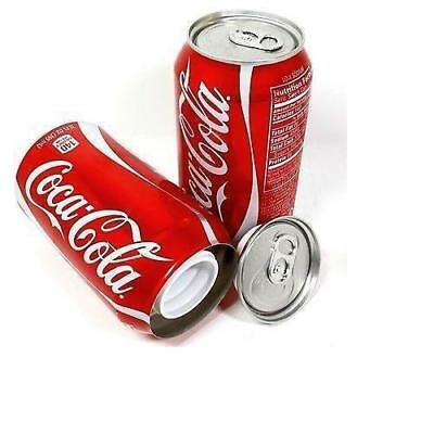 Coca Cola Coke Soda Can Diversion Safe Stash, NEW