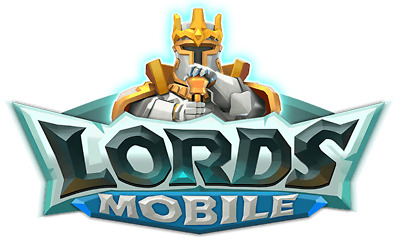 Lords Mobile account 215m might   T4, VIP14,  33 Heroes