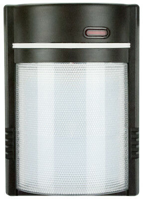 Lights of america 9530bkst led wall light 13 watts 800 lm bright lights of america led half moon wall light 19w dust to dawn weather resistant aloadofball Choice Image