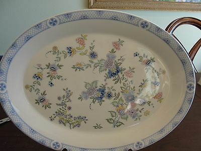 """Royal Doulton Coniston Oval Platter 16"""""""