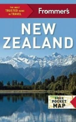 Frommer's New Zealand (Complete Guide) by Diana Balham.
