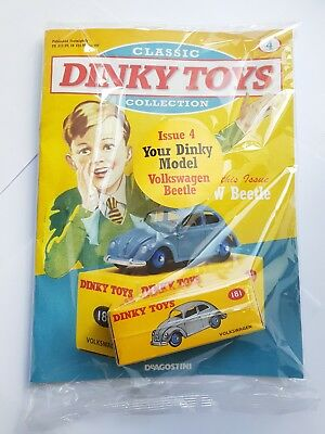 Classic Dinky Toys Collection magazine Issue 4