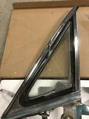 1968 Mustang Fastback Vent Windows