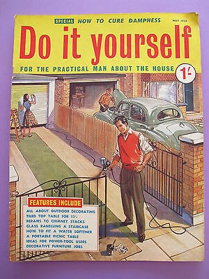 Vintage do it yourself magazine january 1959 450 picclick uk vintage magazine do it yourself may 1959 solutioingenieria Image collections