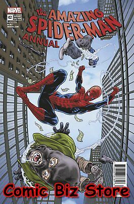 Amazing Spider-Man Annaul #42 (2018) 1St Printing Hawthorne Variant Cover Legacy