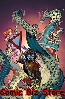 Scooby Apocalypse #22 (2018) 1St Printing Variant Cover Bagged & Boarded