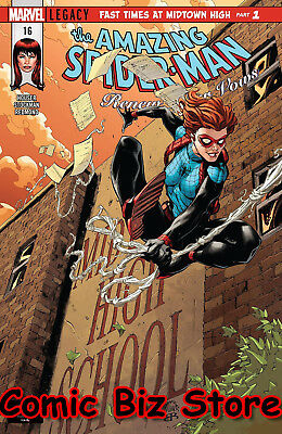 Amazing Spider-Man Renew Your Vows #16 (2018) 1St Printing Marvel Legacy Tie-In