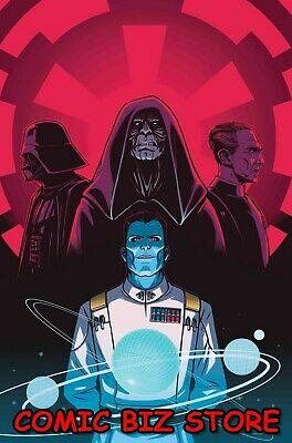 Star Wars Thrawn #1 (Of 6) (2018) 1St Printing Bagged & Boarded Marvel Comics