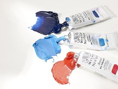 Winsor & Newton Artists' Oil Colours - Series 4 - 37ml 200 ml Tubes - Full Range