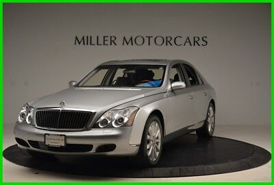 2004 Maybach 57 Maybach 2004 Mercedes Benz Maybach 57 1 Owner well maintained