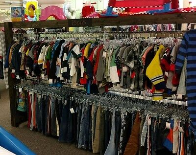Wholesale Toddler's Lot, Size 12 mos -3T  (Lots of 20, 40 & 60)