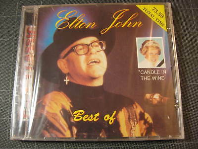Elton John Best Of HUNGARY CD