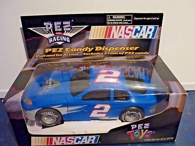 Pez Nascar Racing Car Dispencer Pull and go action #2