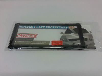 Number Plate Frame 5 Digit Surrounds Covers Rego Licence License Figure
