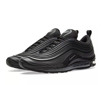 neuf Nike Air Max 97 Batman Ultra Ul 17 TRIPLE NOIR UK 7-11 TAILLE