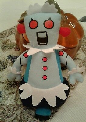 THE JETSONS ROSIE THE ROBOT MAID PLUSH 2012 TOY FACTORY 9 1/2 INCHES cartoon