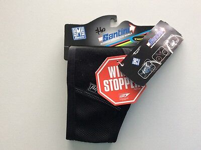 "Santini SMS - ""Windstopper"" headband - Black - Code: 722/5WS-NE"