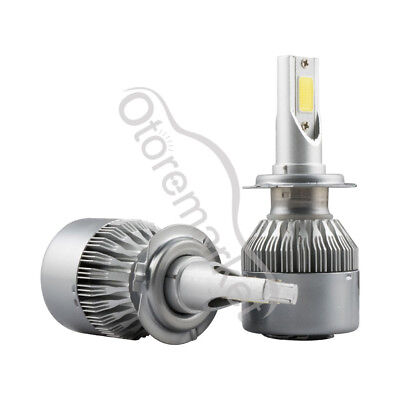 H7 LED Headlight Bulb For  Hyundai Santa Fe Sonata Elantra Conversion Kit Lamp